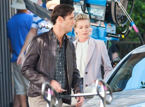 Ellen DeGeneres Divorce: Portia De Rossi Dating 'Scandal' Star Matthew Del Negro - Dumps Ellen For A Man?