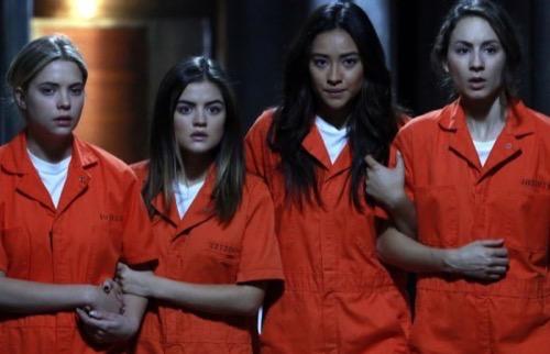 "Pretty Little Liars Season 5 Finale Recap: 'A' Is [Spoiler] - ""Welcome to the Dollhouse"""