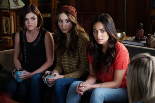 "Pretty Little Liars Recap and Spoilers: Season 6 Episode 8 ""FrAmed"""