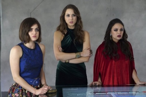 "Pretty Little Liars Recap Summer Finale - Charles Is Transgender, Cece Is ""A"": Season 6 Episode 10 ""Game Over, Charles"""