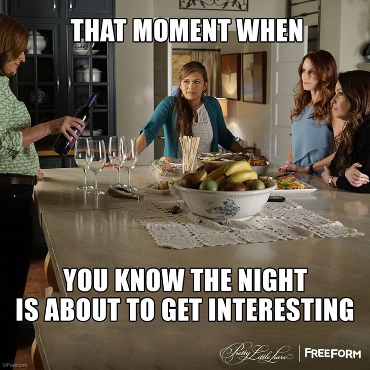 "Pretty Little Liars Recap - Shock Discovery in Sara Harvey's Hotel Room: Season 6 Episode 15 ""Do Not Disturb"""