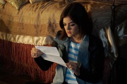 "Pretty Little Liars Recap - Charles Returns For Birthday: Season 6 Episode 7 ""O Brother, Where Art Thou"""
