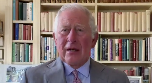 Prince Charles Special Message To Teachers & Parents - Praises Homeschooling During Coronavirus Lockdown