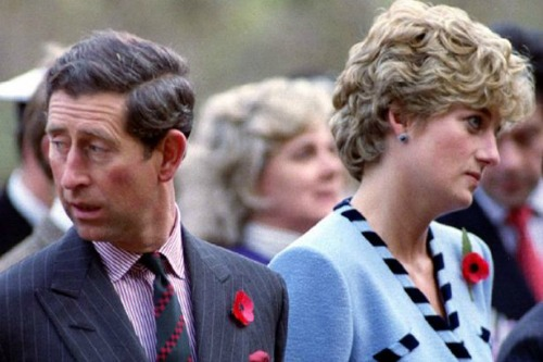 Captured on film: the moment Prince Charles turned on Diana forever