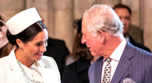 Prince Charles Worried About Meghan Markle - Too Strong To Co-Exist With Queen Elizabeth?