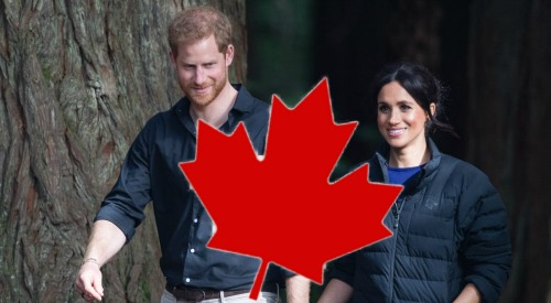 Prince Harry & Meghan Markle's $56K Canadian Security Bill - Taxpayer Advocacy Group Exposes Huge Cost Of Keeping Couple Safe
