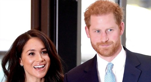 Prince Harry & Meghan Markle's Archewell Trademark Application Denied - Indefinite, Too Broad, & Unsigned