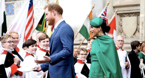 Prince Harry & Meghan Markle Stay Connected To UK Charities - Send Thanks To Charity Feeding Youth Amidst Coronavirus Pandemic