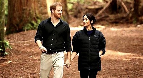 Prince Harry & Meghan Markle Struggle To Find Their Footing - How Successful Will They Be In Los Angeles?
