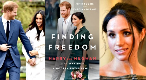 Prince Harry & Meghan Markle Tell-All Book 'Finding Freedom' Disaster - Damages Them More Than The Royal Family?