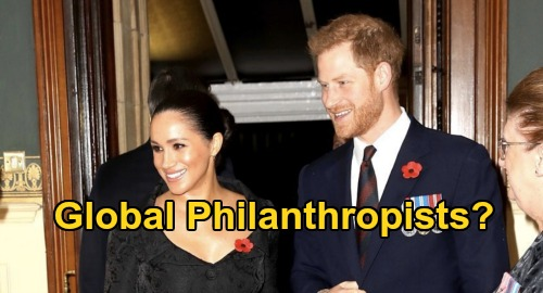 Prince Harry & Meghan Markle Too Impatient As Royals – Seem To Be Learning To Slow Down