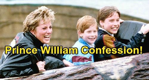 Prince William & Prince Harry's Childhood Struggles, Confession To Princess Diana - Startling Revelations