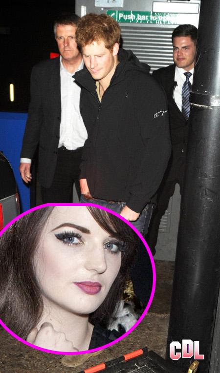 Kate Middleton's Cousin Katrina Darling Loves Prince Harry's Naked Body