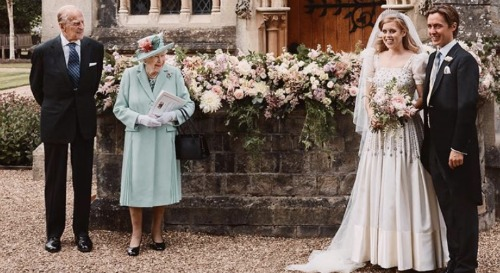Princess Beatrice Married In Surprise Wedding - Queen Elizabeth Attends Stripped-Down Ceremony