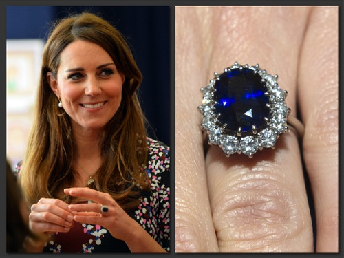Prince Harry Regrets Giving Princess Diana S Sapphire Ring To Prince William For Kate Middleton Celeb Dirty Laundry