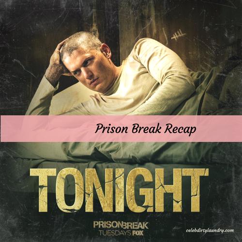 "Prison Break Recap 4/11/17: Season 5 Episode 2 ""Kaniel Outis"""