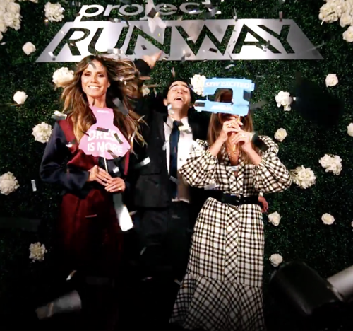 """Project Runway Premiere Recap 8/17/17: Season 16 Episode 1 """"One Size Does Not Fit All"""""""