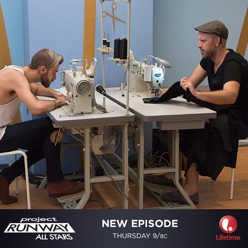 """Project Runway All Stars Recap """"Something Wicked This Way Comes"""": Season 4 Episode 3"""