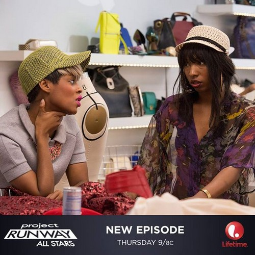"""Project Runway All Stars Recap """"Wear Your Heart on Your Sleeve"""": Season 4 Episode 4"""