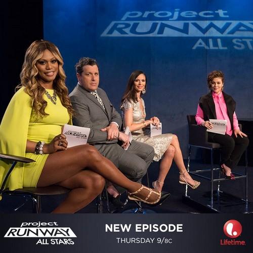 "Project Runway All Stars Recap - ""Mix and Match.com"": Season 4 Episode 7"