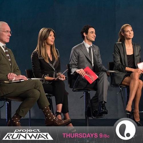 "Project Runway Recap 10/16/14: Season 13 Episode 13 ""Finale, Part 1"""
