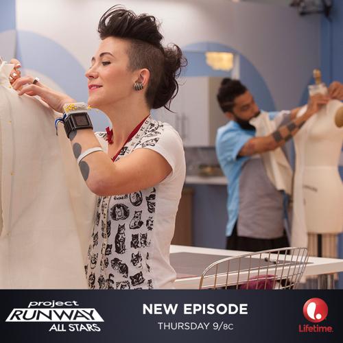 Project Runway All Stars Recap - 'Versatile Tops and Bottoms': Season 4 Episode 11