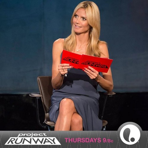 """Project Runway Recap 9/18/14: Season 13 Episode 9 """"The History of the American Girl"""""""