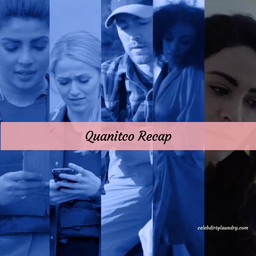 """Quantico Recap 3/20/17: Season 2 Episode 14 """"LNWILT"""""""