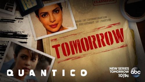 "Quantico Recap 9/27/15: Season 1 Episode 1 Premiere ""Run"""