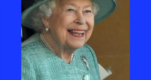 Queen Elizabeth Changes Tradition For Birthday Celebration - New Fashion Statement Commemorates Scaled-Back Event