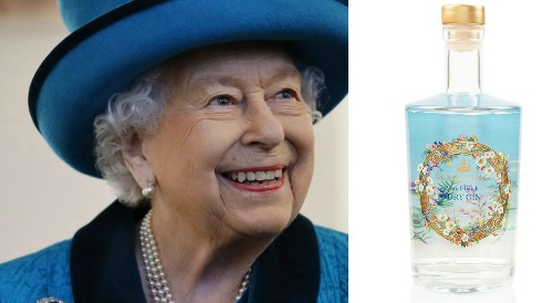 Queen Elizabeth Selling Buckingham Palace Gin - Proceeds Go To Royal Collection Trust