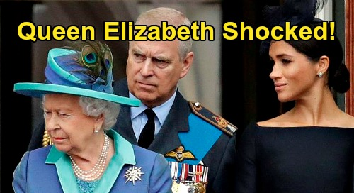 Queen Elizabeth Shocked - Meghan Markle's Claims of Being 'Unprotected' Feel Like Betrayal