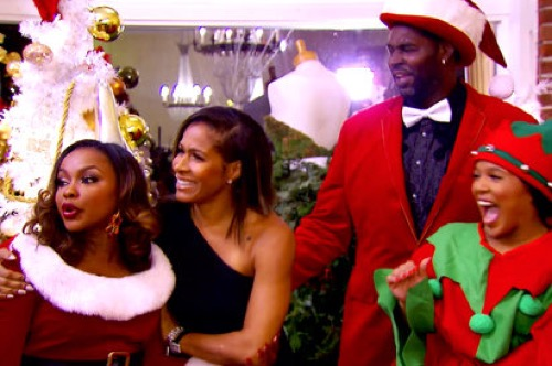 "The Real Housewives of Atlanta (RHOA) Finale Recap 3/13/16: Season 8 Episode 17 ""Who's Been Naughty Who's Been Nice"""