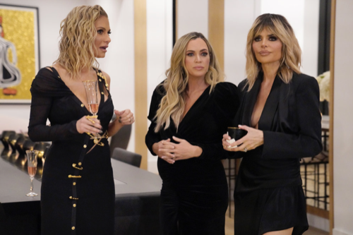 "The Real Housewives of New York (RHONY) Recap 09/10/20: Season 12 Episode 22 ""Reunion Part 1"""