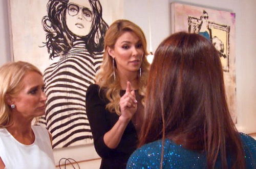 "The Real Housewives of Beverly Hills Recap 2/3/15: Season 5 Episode 12 ""Drama Queens"""