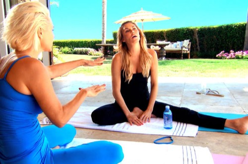 "The Real Housewives of Beverly Hills Recap 2/10/15: Season 5 Episode 13 ""Sister Act"""