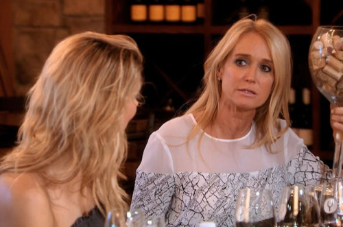 "The Real Housewives of Beverly Hills Recap - Kim Off the Wagon? - Season 5 Episode 10 ""House of Cards"""