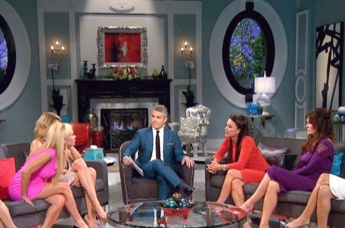 The Real Housewives of Beverly Hills Reunion Part 3 Recap: Season 5 Episode 22