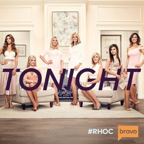 The Real Housewives of Orange County (RHOC) Premiere Recap 7/10/17: Season 12 Episode 1