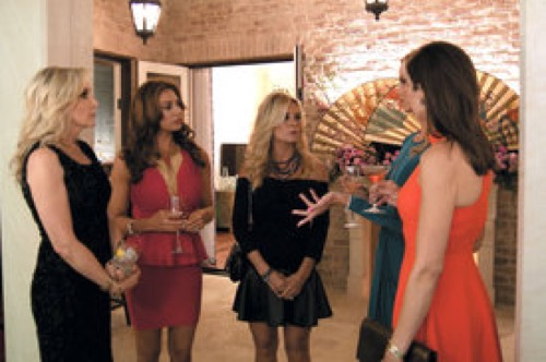 "The Real Housewives of Orange County Recap 9/14/15: Season 10 Episode 15 ""Fire Signs"""