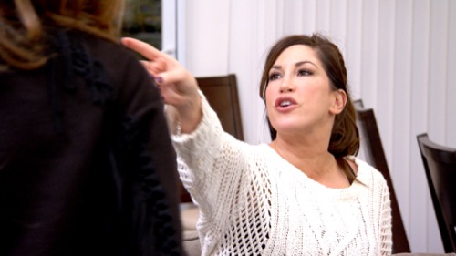 "The Real Housewives of New Jersey Recap - Stress Rest: Season 7 Episode 7 ""Spa-Cation"""