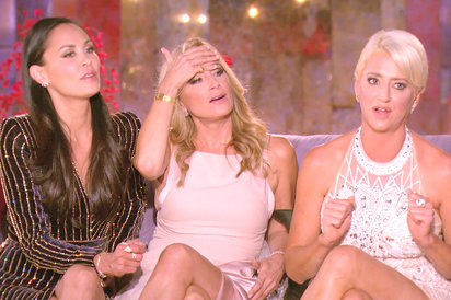 "The Real Housewives of New York Recap 9/7/16: Season 8 Episode 22 ""Reunion Part Two"""