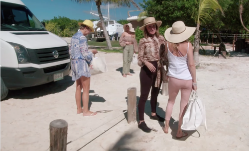 "The Real Housewives of New York (RHONY) Recap 08/06/20: Season 12 Episode 17 ""Back on the Hump"""