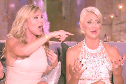 The Real Housewives of New York (RHONY) Recap 9/14/16: Season 8 Episode 23
