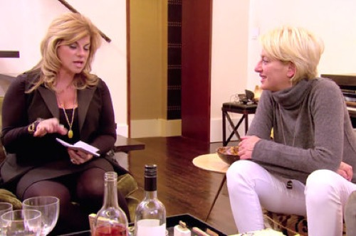 "The Real Housewives of New York (RHONY) Recap 5/11/16: Season 8 Episode 6 ""Tipsying Point"""