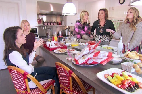 "The Real Housewives of New York Recap 4/21/15: Season 7 Episode 3 ""Battle of the Brunches"""