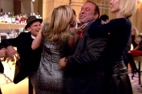 "The Real Housewives of New York Recap: RHONY Season 7 Episode 5 ""Mind Your Own Business"""