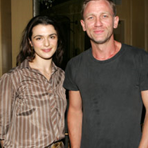 New Couple Alert: Rachel Weisz and Daniel Craig