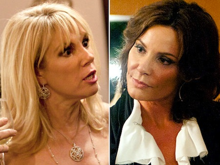 Ramona Singer's Exact Words to LuAnn de Lesseps Revealed!