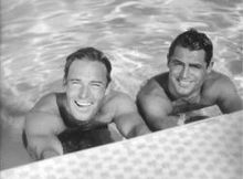 randolph scott and carey grant